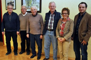 Der Burgverein Frauenstein hat einen neuen Vorstand